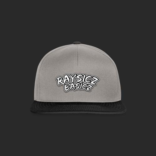 Raysicz Basicz Schrift - Snapback Cap