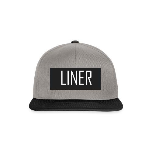 Official Linercaptain Merchandise - Snapback Cap