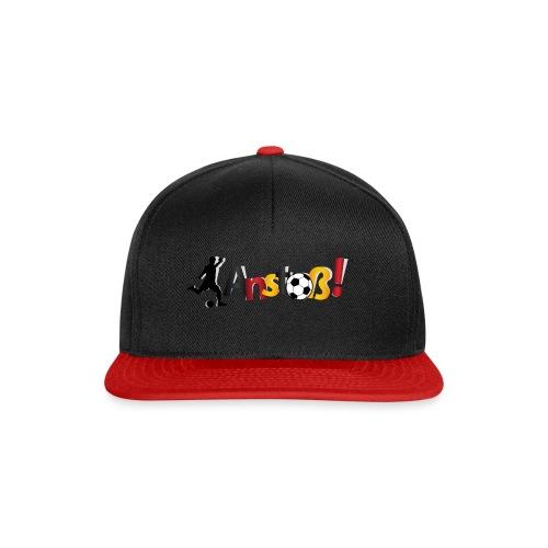 Anstoß - Snapback Cap