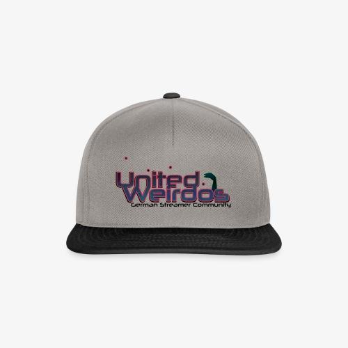 United Weirdos 80`er :D - Snapback Cap