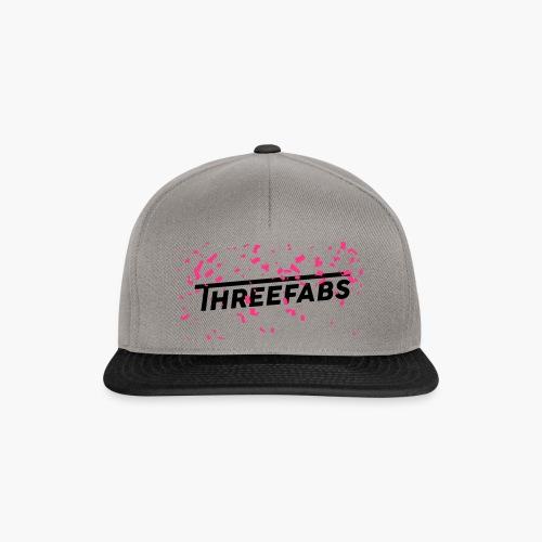 DJ ThreeFabs Pink Cap - Snapback Cap