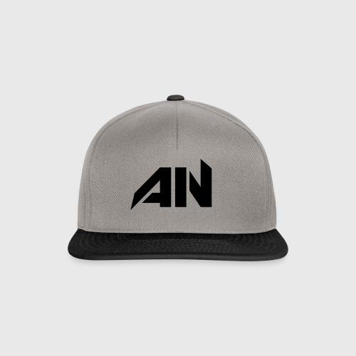 AN BLACK - Snapback Cap