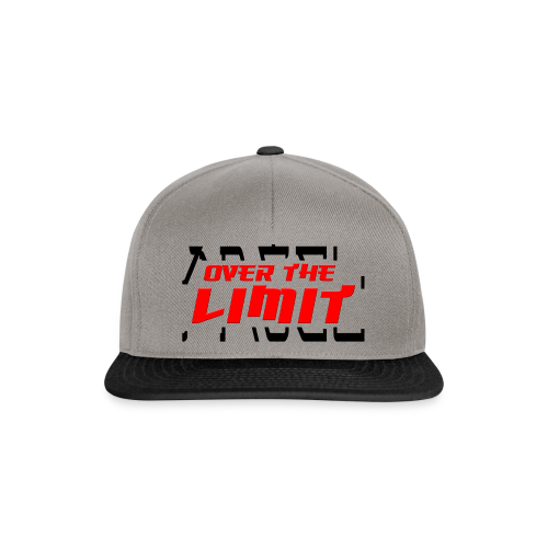 OVER THE LIMIT - Snapback Cap