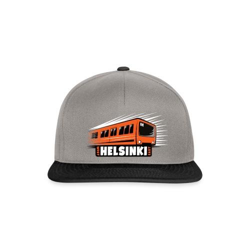 Helsinki Metro T-Shirts, Hoodies, Clothes, Gifts - Snapback Cap