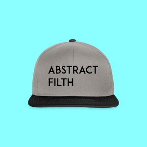 Abstract filth - Snapback-caps