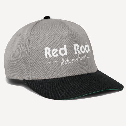 RRA Logo weiss - Snapback Cap