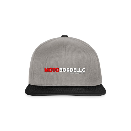 cappelli motobordello - Snapback Cap
