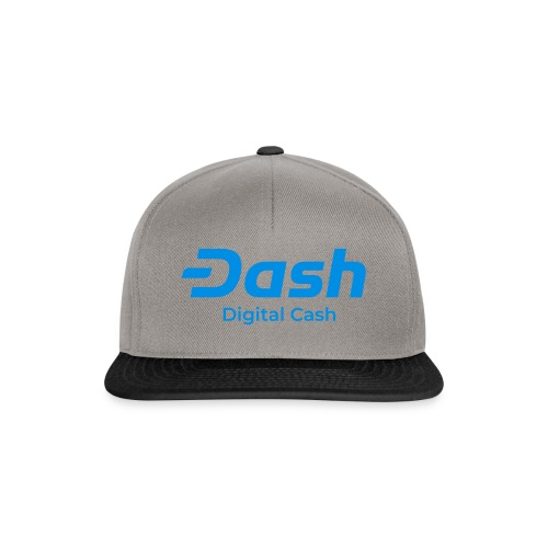 Dash digital cash - Snapback Cap