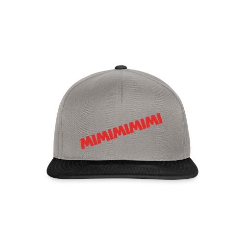 MIMIMIMIMIMI... - Snapback Cap