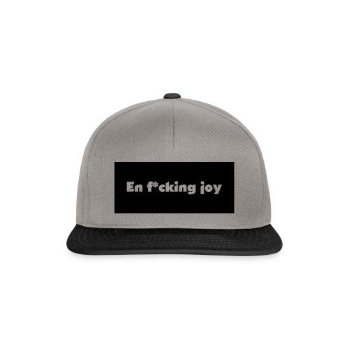 En f*cking joy - Snapbackkeps
