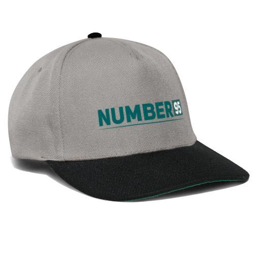 Number-95 - Snapback Cap