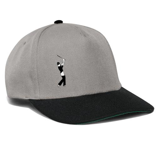 Golf Logo - Snapback-caps