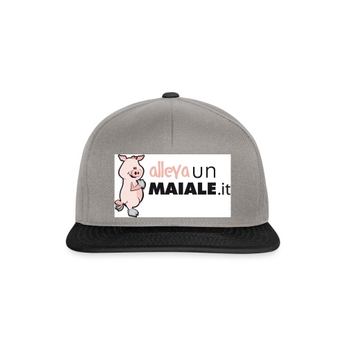 Coulotte donna allevaunmaiale.it - Snapback Cap