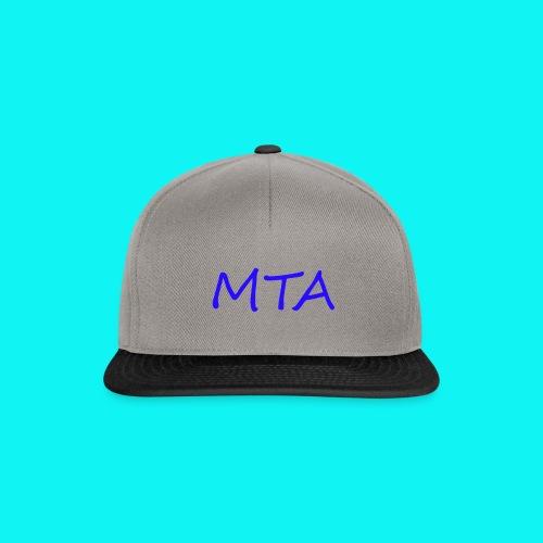 #MTA t-shirts - Snapback Cap