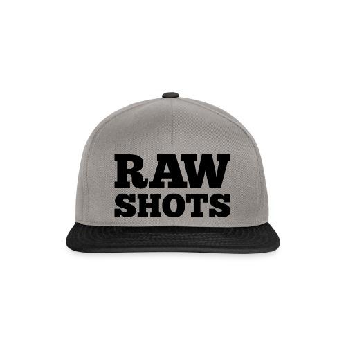 RAW Shots - Snapback cap