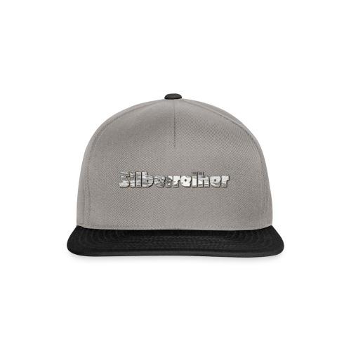 Silberreiher - Snapback Cap