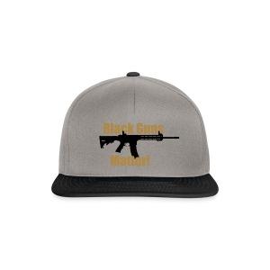 BLACK GUNS MATTER - Snapback Cap