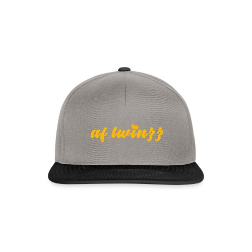 af.twinzz Clothing - Snapback Cap