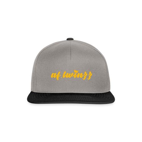 af.twinzz Clothing - Snapback Cap 499e99ffdc