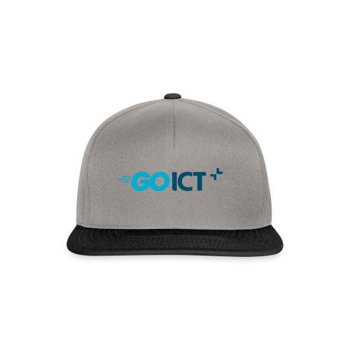 Logo achterop - Snapback cap