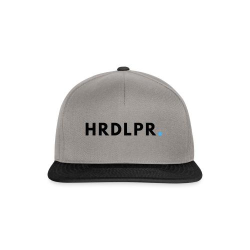 HRDLPR (hardloper) - Snapback cap