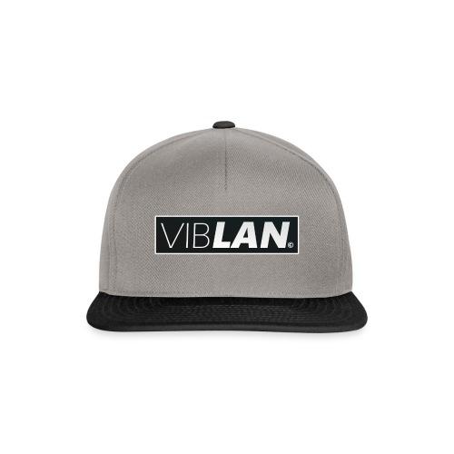 VibLAN_LOGO - Snapback Cap