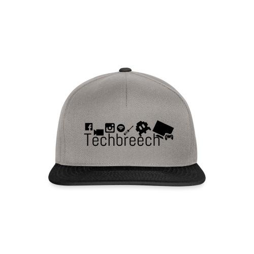 Logotype Techbreech - Snapbackkeps
