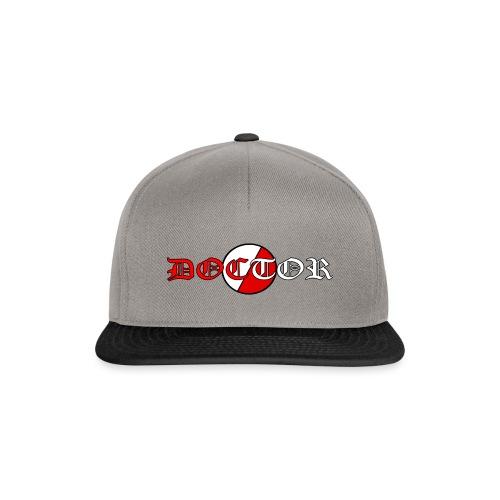 testo 2 png - Snapback Cap