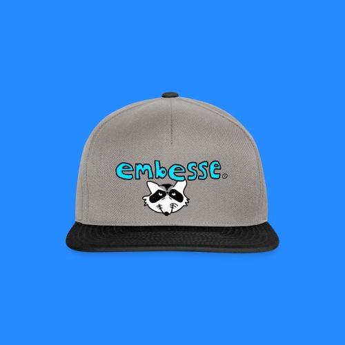 embbig png - Snapback Cap