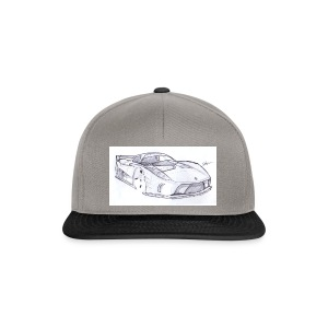 svd sports car - Snapback Cap