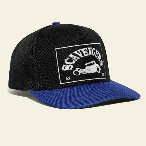 scavengers1 - Snapback Cap