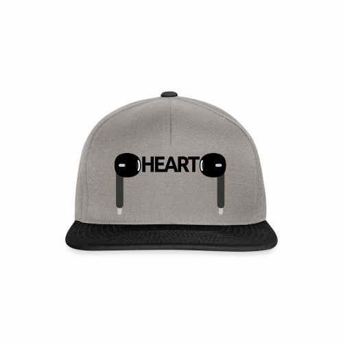 ListenToYourHeart - Czapka typu snapback