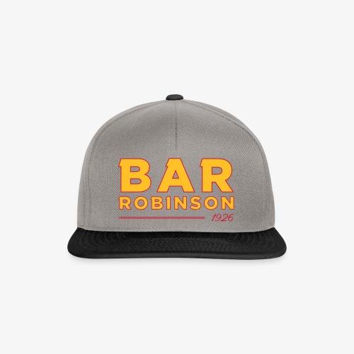 Logo Bar Robinson - Snapback Cap