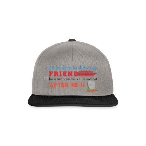 FRIENDS - Snapback Cap