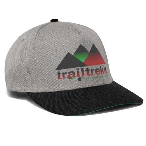 TRAILTREKK - Gorra Snapback