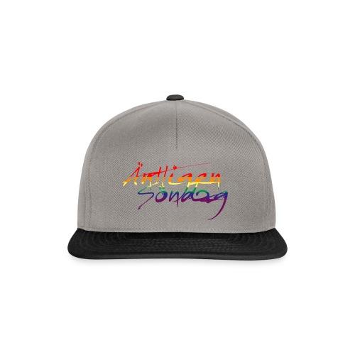 Antligen Sondag Pride - Snapbackkeps