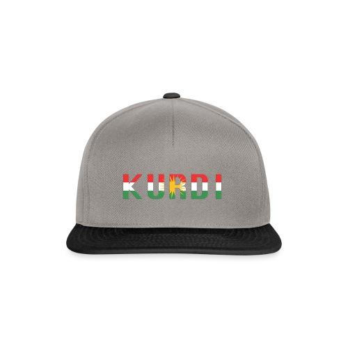 KURDI LOGO - Snapback Cap
