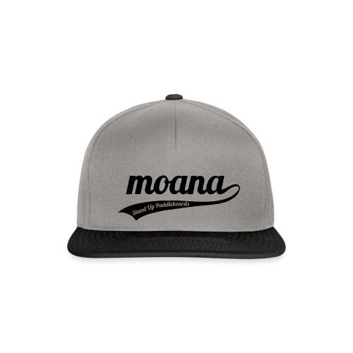 Moana retro logo - Snapback cap