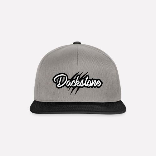 Dackstone - Snapback Cap