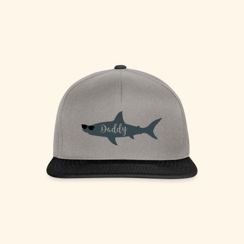 Daddy shark - Gorra Snapback