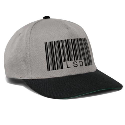 LSD - Barcode Black - Casquette snapback
