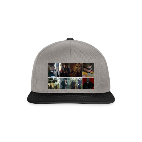 The Return Of The Sith Collage T-Shirt - Snapback cap