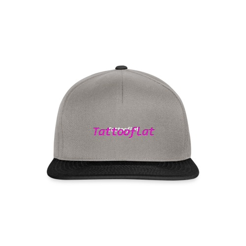 Tattooflat T-shirt - Snapback Cap