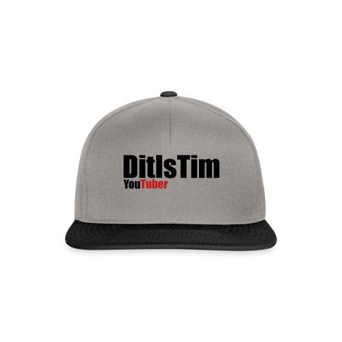 Vrouwen shirt, Lange mouwen - Snapback cap