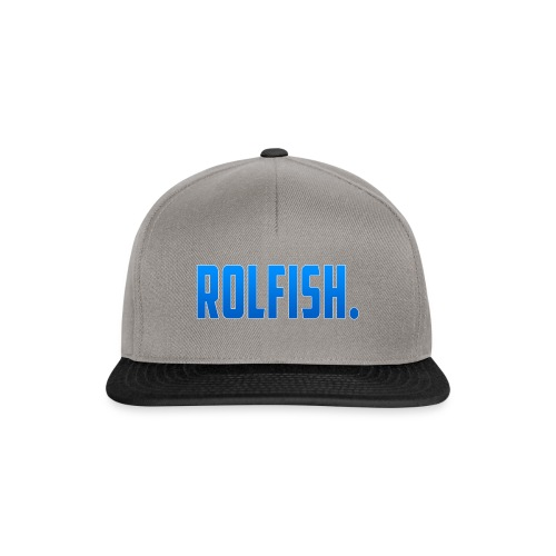 ROLFISH. T-Shirt - Snapback cap