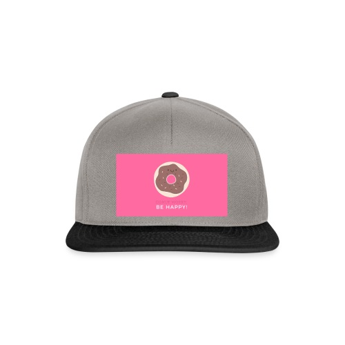 Live_more-_Be_more- - Snapback Cap