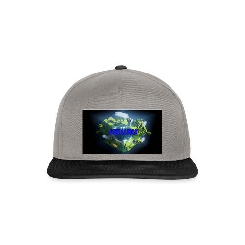 T-shirt SBM games - Snapback cap