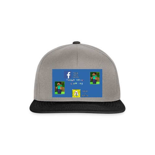 TobiasNorskGaming - Snapback-caps
