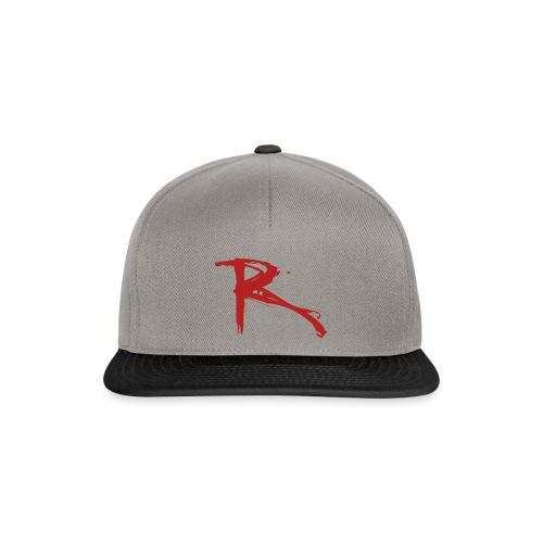 R UHD png - Snapback Cap