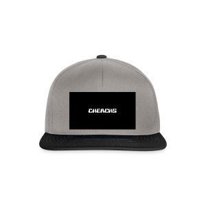 Cheacks MousePad - Snapback cap